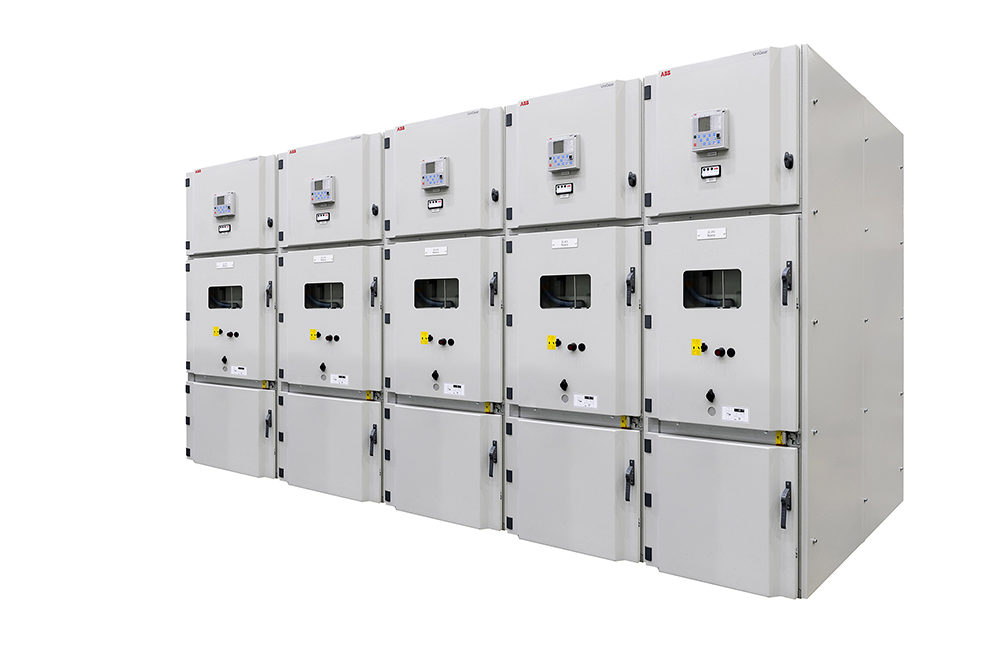 Switchgear Temperature and Partial Discharge Monitoring System
